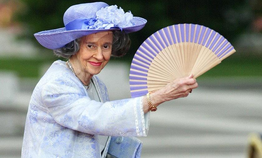 Królowa Belgii Fabiola