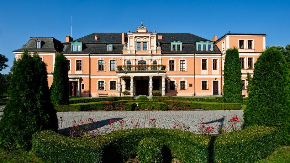 Urząd Gminy Kobierzyce. Fot. M. Mazurkiewicz