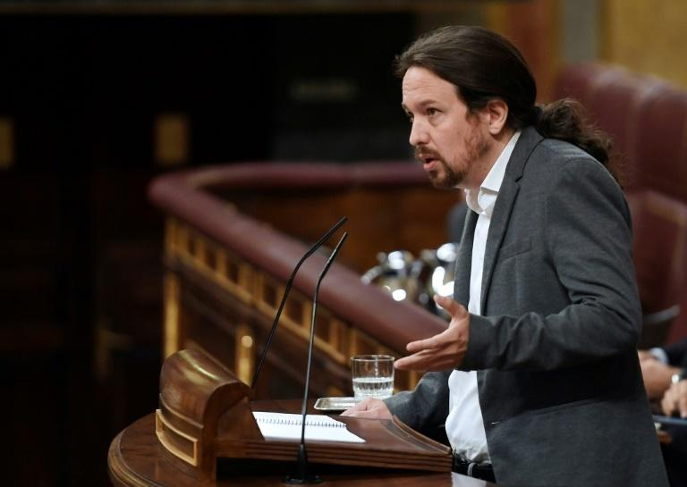 Left-wing Podemos party leader Pablo Iglesias advised the Socialists not to take Spain into more elections