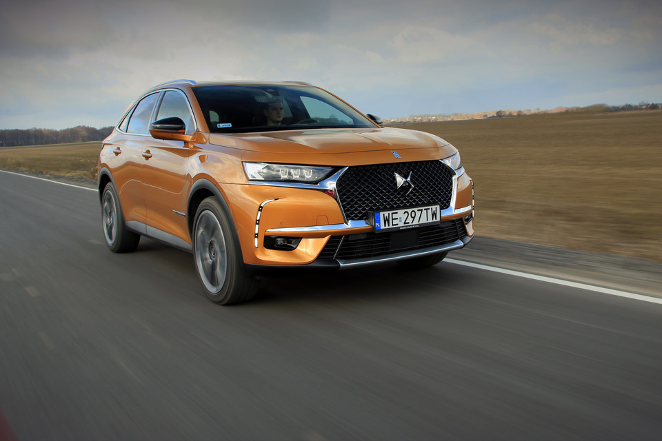 DS7 Crossback 225 aut.