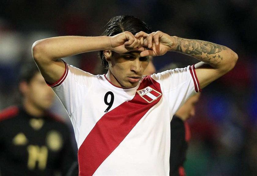 Pech Paolo Guerrero