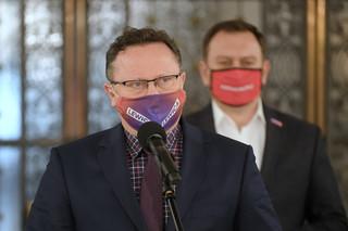 Lewica: Ziobro i Solidarna Polska blokują fundusz odbudowy ze względu na powiązanie funduszy z praworządnością