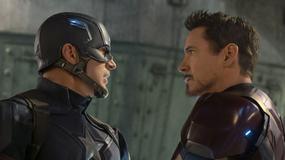 Robert Downey Jr. kontra Chris Evans