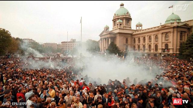 5. oktobar 2000. godine