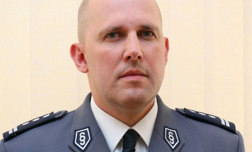 Nadinspektor Michał Domaradzki odwołany ze stanowiska Komendanta KSP