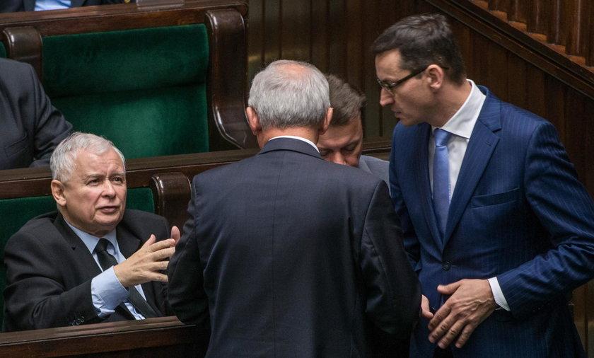Kaczyński: trzeba przełknąć tę gorzką pigułkę!