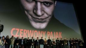 """""""Czerwony pająk"""": Koszałka, Foremniak i Kijowska na krakowskiej premierze"""