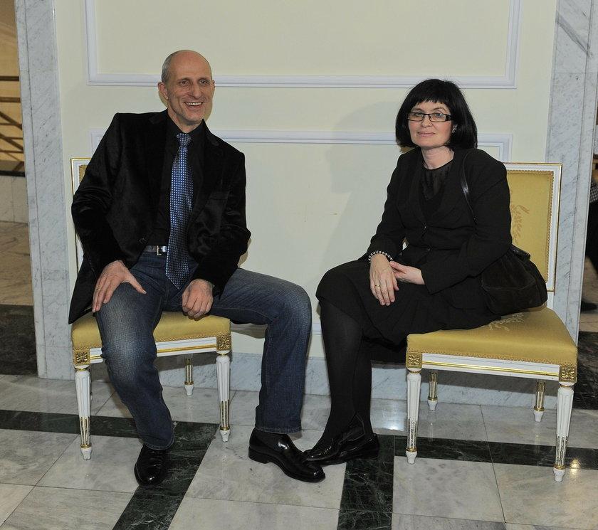 Agnieszka Kowalska i Maciej Kozłowski