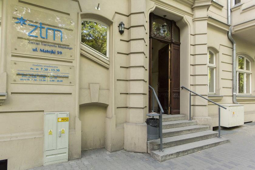 Siedziba ZTM w Poznaniu