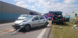 Wypadek na A2. 4-kilometrowy korek