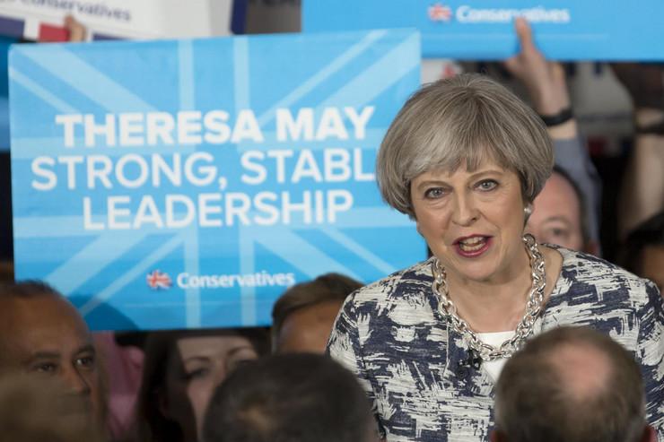 Izbori u Britaniji
