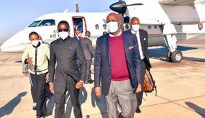 President Uhuru Kenyatta picks Kanu Chairman Gideon Moi for major international assignment