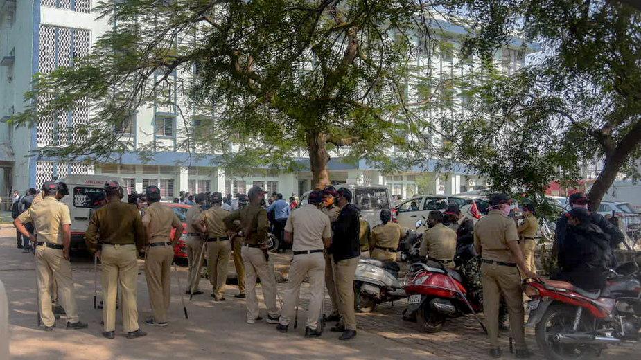 Tragedia w szpitalu w Indiach