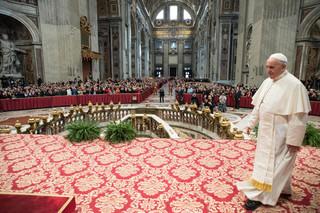 Papież: W razie wątpliwości ws. homoseksualizmu nie przyjmować do seminarium