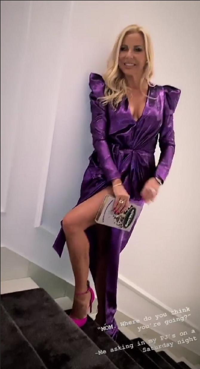 Savršena haljina - isto važi i za cipele i klač torbu