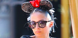 Nicole Richie jako Minnie Mouse