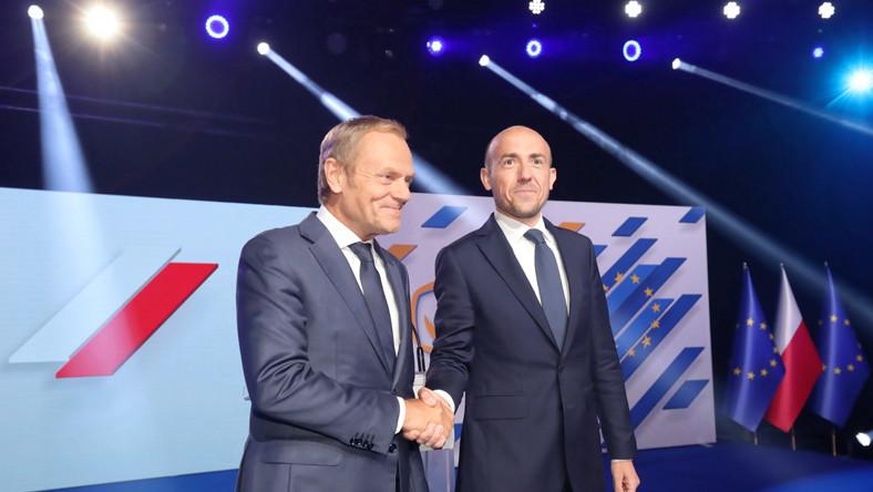 Borys Budka, Donald Tusk