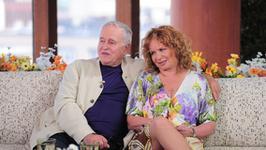 Małgorzata Potocka i Jan Nowicki już po rozwodzie