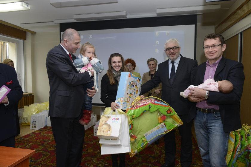 Maluszki urodzone na przełomie 2013 i 2014