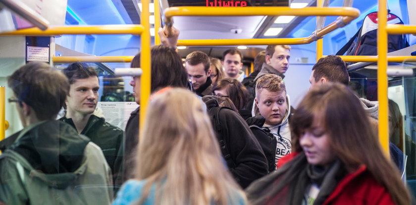 Pasażerowie nie chcą horroru na kolei