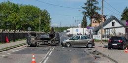 Koszmar w Ostrowi Mazowieckiej. Dwie osoby nie żyją, trzy w szpitalu