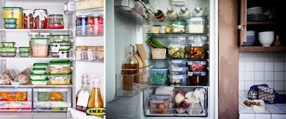 Odvojene posude za frižider