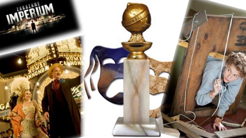 Złote Globy 2011 w HBO