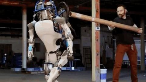 Atlas, robot Boston Dynamics