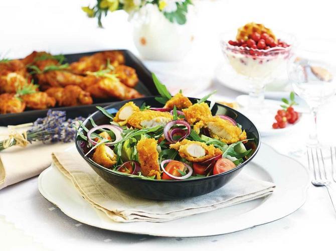 5 predloga za ručak: Piletina u jogurtu ili krompir punjen ĆEVAPIMA?