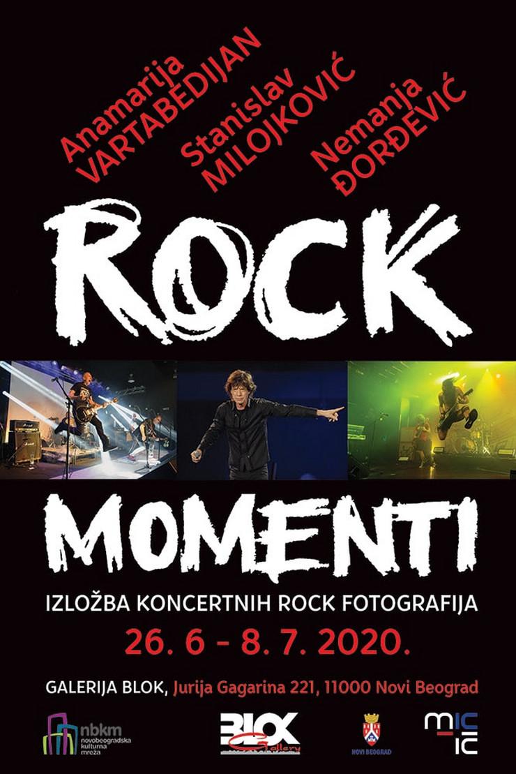rock momenti