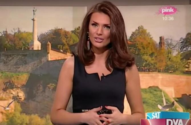 Maja Manojlović na malim ekranima