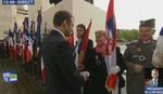 Novi predsednik Francuske poklonio se SRPSKOJ ZASTAVI (VIDEO)