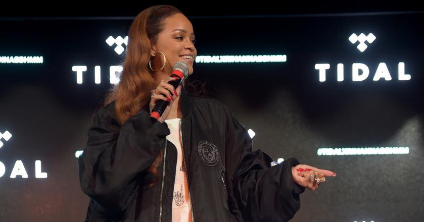 Jaya Z w rozwoju Tidala wspierają znajomi artyści, m.in. Rihanna