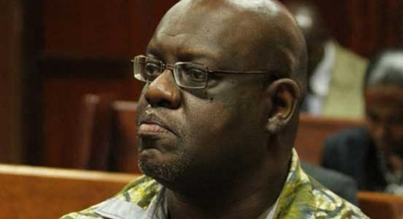 Anti-corruption activist and Inuka Kenya Trust CEO John Githongo