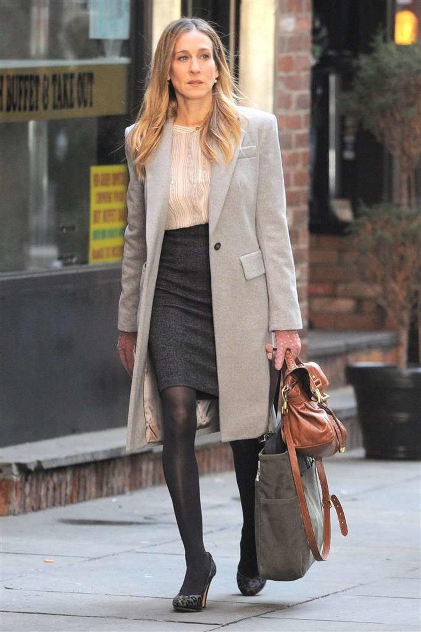 Jessica Parker znów mocno schudła! Ma anoreksję?