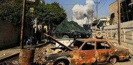 Eksplozja samochodu pułapki. Nie żyje 10 osób