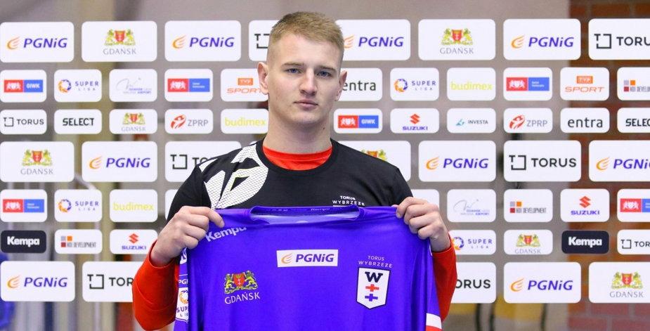 Jakub Moryń znalazł nowy klub! Dołączył do Torus Wybrzeża Gdańsk