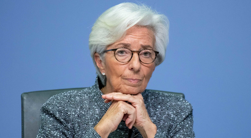 Bitcoin has enabled criminal money laundering and needs to be regulated at a global level, ECB president Lagarde says