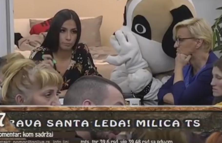 Katarina Nikolić u Beloj kući