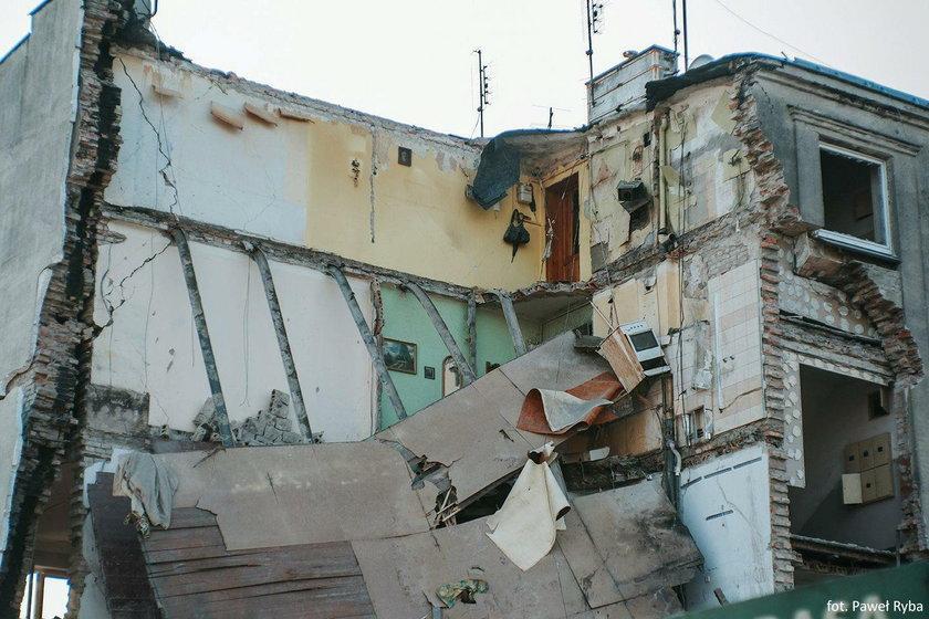Wybuch w Poznaniu