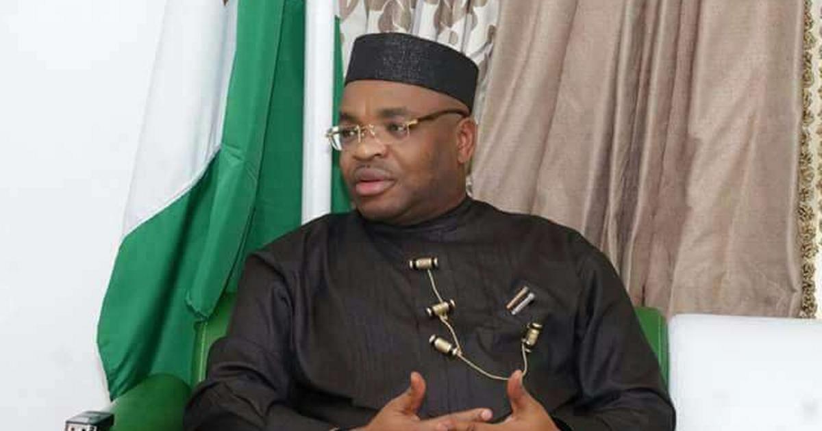Again, Udom debunks rumour of Coronavirus in Akwa Ibom - Pulse Nigeria