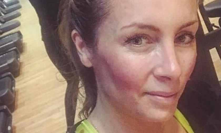 Karolina Ferenstein-Kraśko chce dorównać mężowi