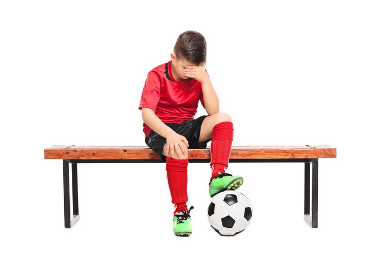 Zlostavljanje fudbalera