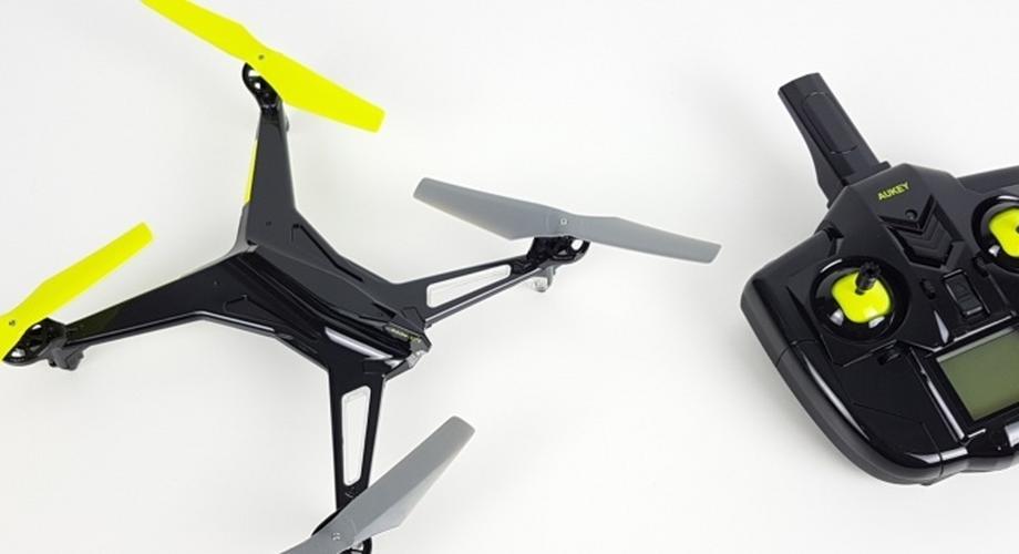 Gadget der Woche: Quadrocopter Mohawk