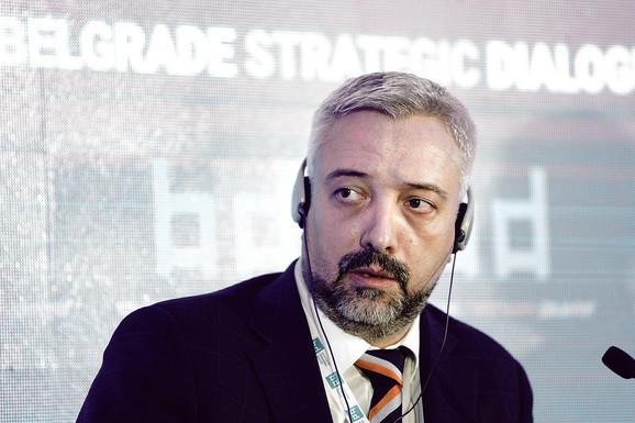 Jevgenij Primakov je novinar i poslanik ruske Dume, poznat i kao unuk bivšeg ruskog ministra spoljnih poslova čije ime nosi