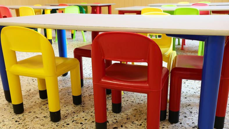 Zamknięte przedszkole
