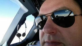 Polski pilot pokazuje, jak wygląda jego praca. Nagrywa filmy i podbija serca internautów