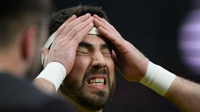 Walijski rugbysta został ugryziony przez lwa