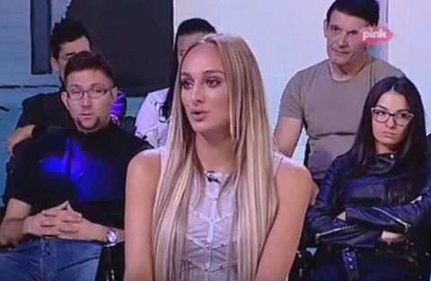 ŠTA ŽELI OVIM DA PORUČI: Evo kako je Luna prokomentarisala prvu pesmu Anastasije Ražnatović! VIDEO