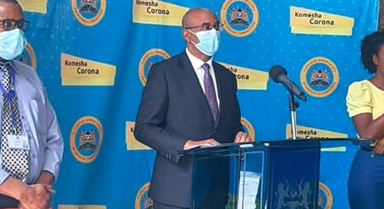72 new cases of Covid-19 confirmed, total 2093 - Health CAS Dr Rashid Aman